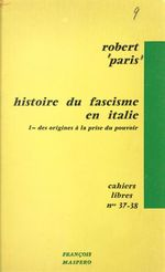 Histoire du fascisme en Italie (1)
