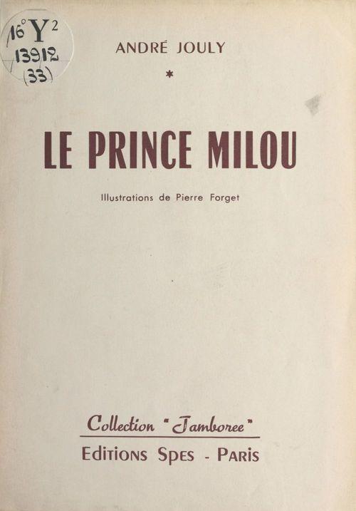 Le prince Milou