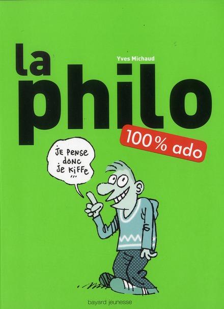 La philo, 100% ado t.1