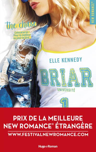 Briar université T.1 ; the chase
