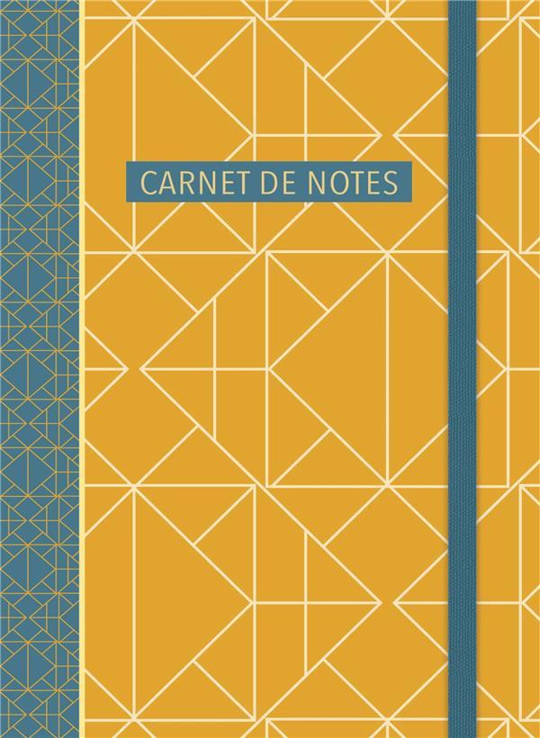 Carnet de notes (petit) ; motifs