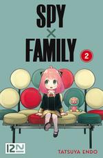 Spy x family t.2  - Tatsuya ENDO