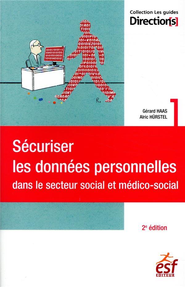 Sécuriser les donnues personnelles dans le social et médico-social