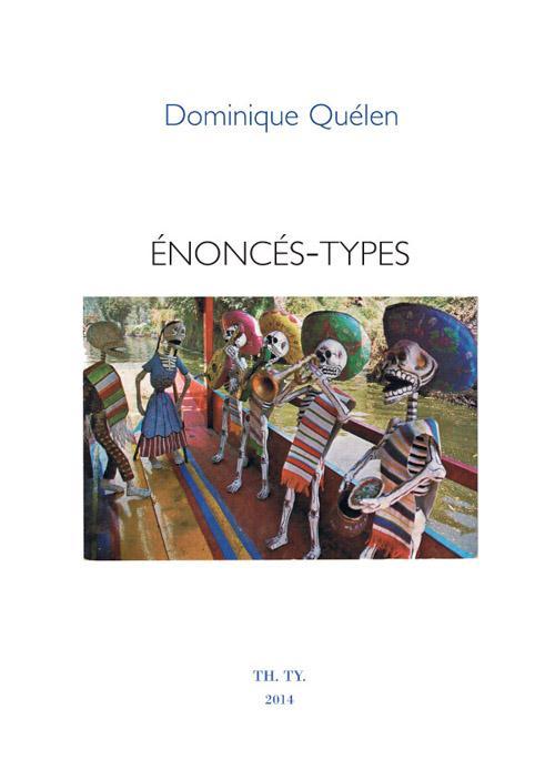 ENONCES-TYPES