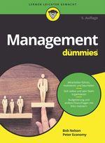 Management für Dummies  - Peter ECONOMY - Bob NELSON