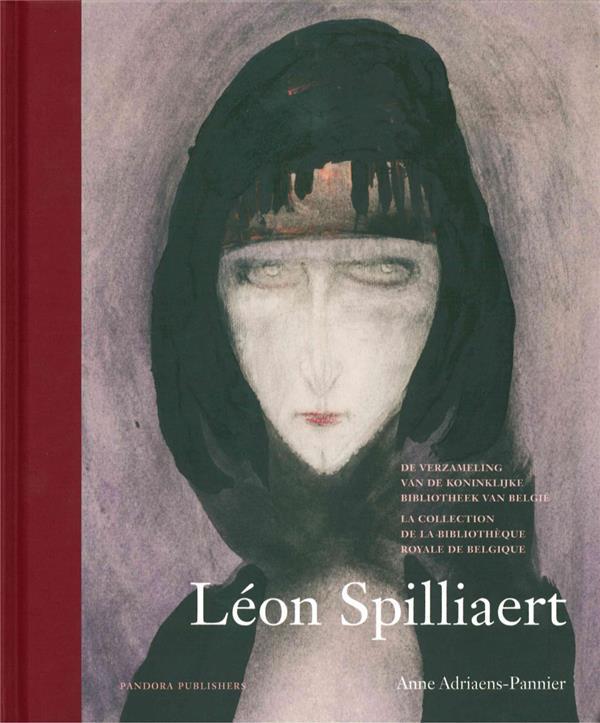 Léon Spilliaert ; la collection de la bibliothèque royale de belgique