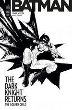 Couverture de Dark Knight : The Golden Child