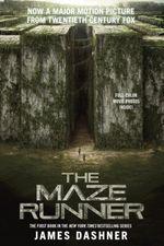 Vente Livre Numérique : The Maze Runner Movie Tie-In Edition (Maze Runner, Book One)  - Dashner James