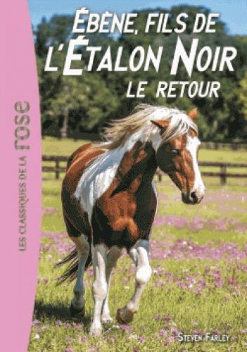 L'ETALON NOIR - T23 - L'ETALON NOIR 23 - EBENE, FILS DE L'ETALON NOIR - LE RETOUR FARLEY STEVEN