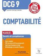 Vente EBooks : DCG 9 ; comptabilité ; manuel (édition 2019/2020)  - Charlotte Disle - Audrey Meyer - Alexis Fargeix