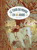 Vente EBooks : Le Tour du monde en 80 jours  - Jean-Michel Coblence
