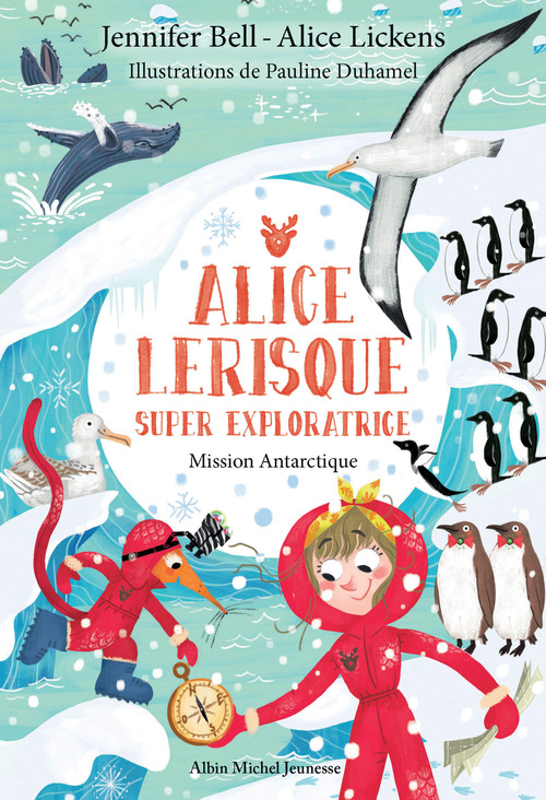 Mission Antarctique - tome 2