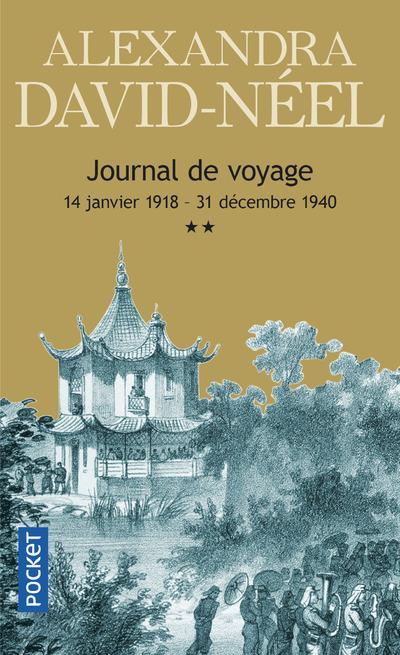 Journal de voyage - tome 2 - vol2