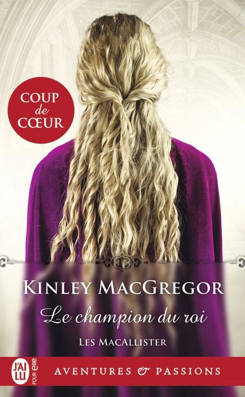 Les MacAllister (Tome 5) - Le champion du roi