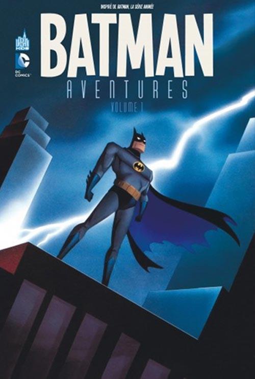 Batman aventures T.1