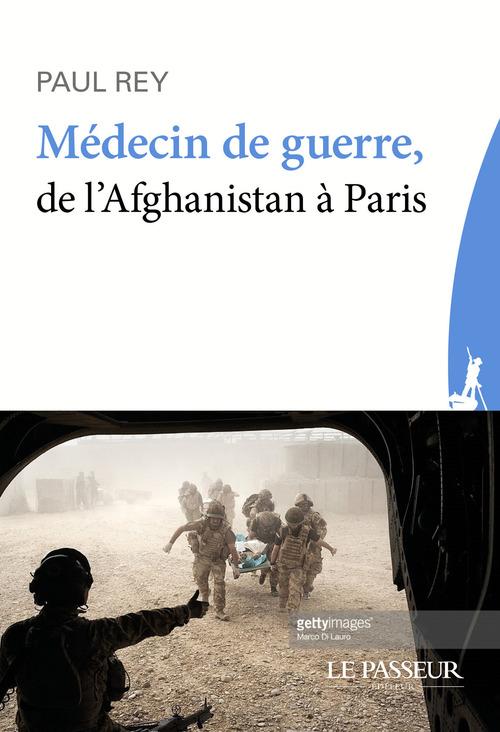 Médecin de guerre de l'Afghanistan à Paris