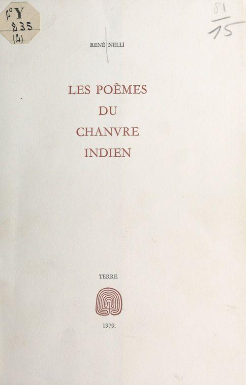Poèmes du chanvre indien