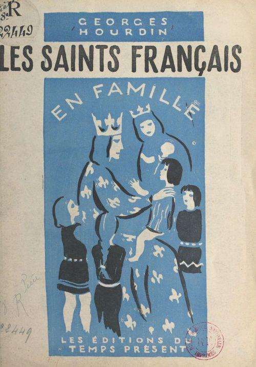 Les saints français en famille
