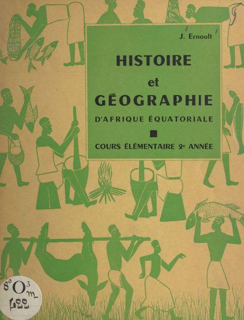 Histoire et géographie d'Afrique équatoriale