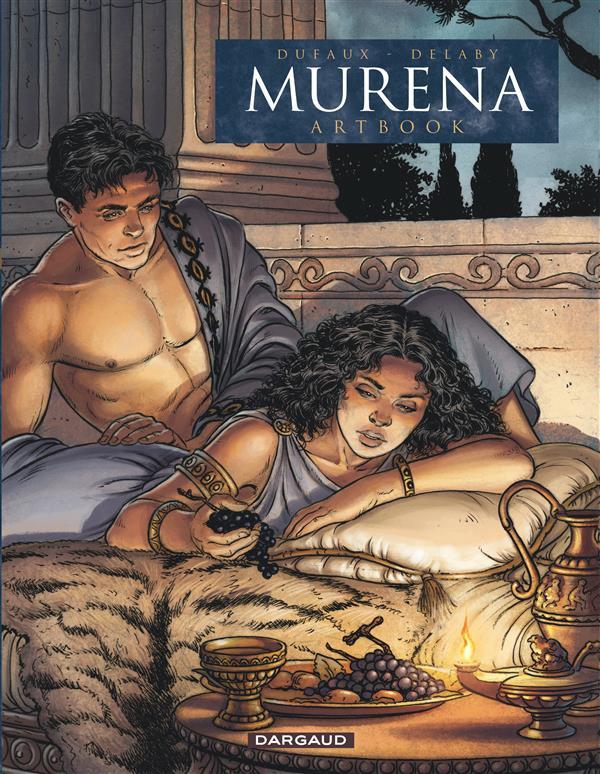 Murena ; artbook