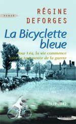 La bicyclette bleue T.1