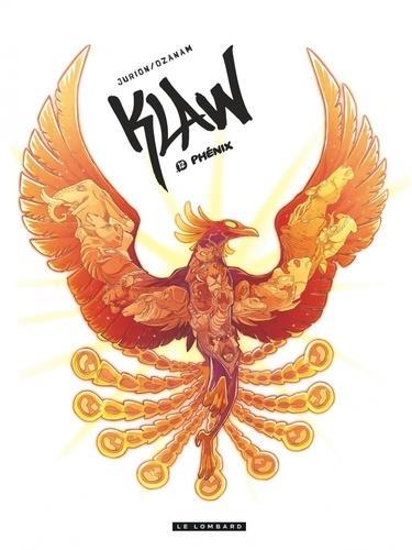 KLAW - TOME 12 - PHENIX (NOUVEAUTE)