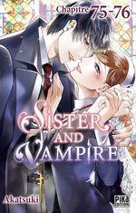 Sister and Vampire chapitre 75-76  - Akatsuki