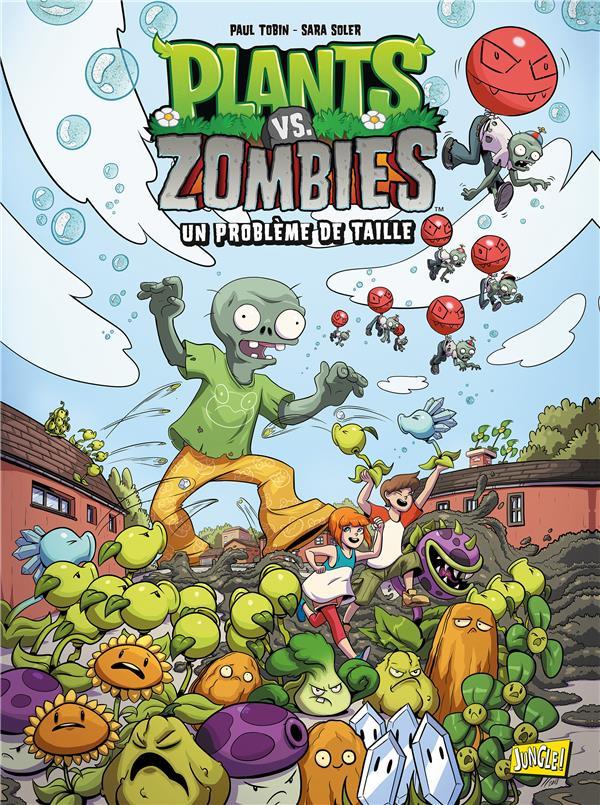 plants vs zombies t.14 ; un problème détaillé