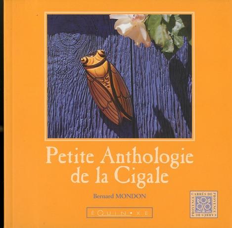 Petite anthologie de la cigale