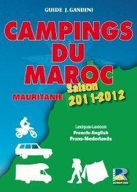 Camping du Maroc et de la Mauritanie (édition 2011-2012)