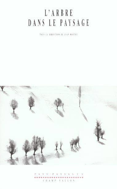 L'arbre dans le paysage ; peinture et cinéma