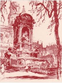 Bulletin monumental; saint-leonard-de-noblat ; etudes d'architecture civite
