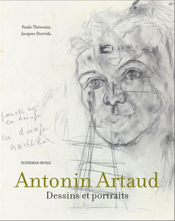 Antonin artaud dessins et portraits /francais