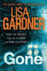 Vente Livre Numérique : Gone (FBI Profiler 5)  - Lisa Gardner