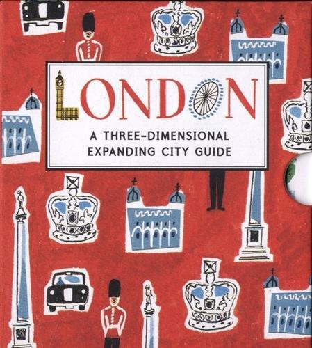 London ; a three-dimensional expanding city skyline