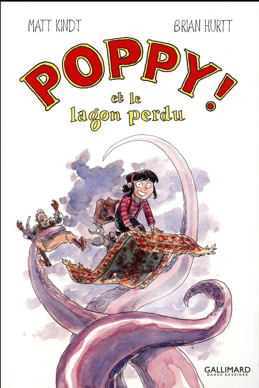 Poppy ! et le lagon perdu