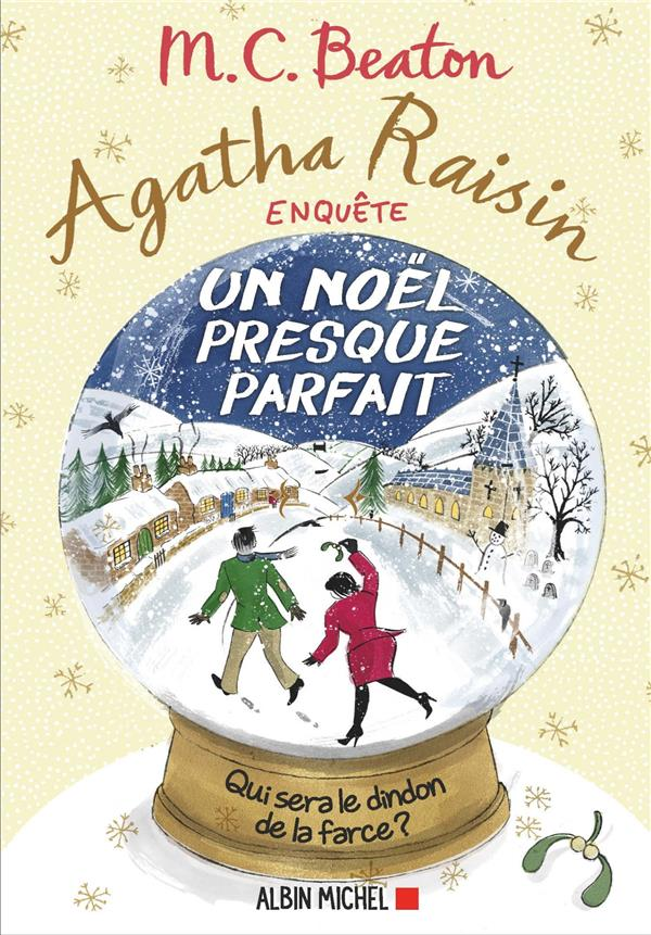 AGATHA RAISIN ENQUETE T.18  -  UN NOEL PRESQUE PARFAIT BEATON MC