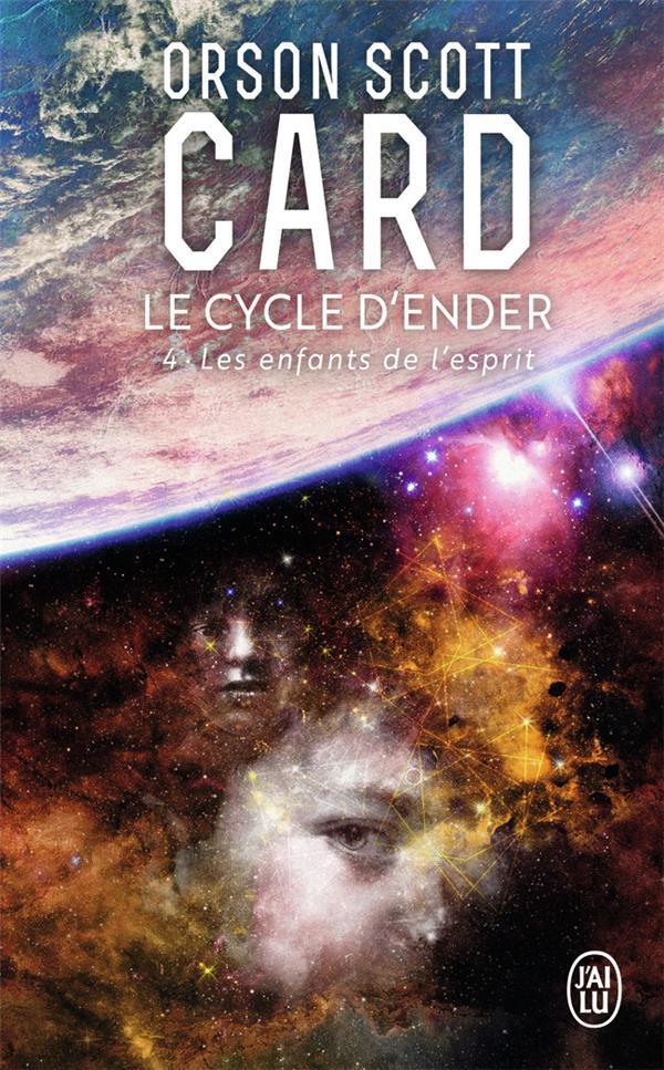 Le cycle d'Ender T.4 ; les enfants de l'esprit
