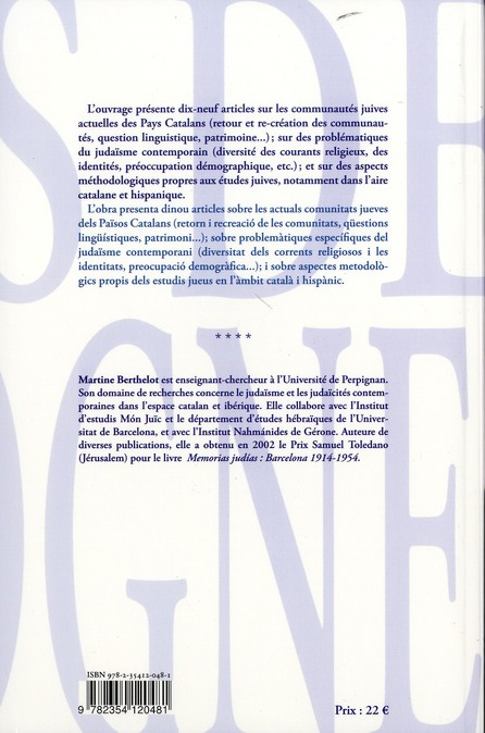 Juifs de Catalogne