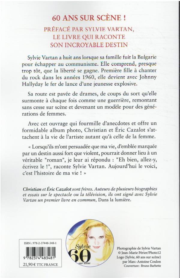 Sylvie Vartan : le tourbillon d'une vie