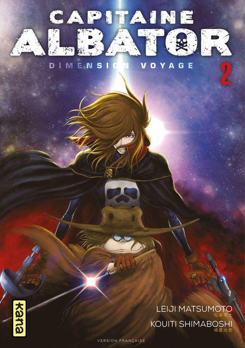 Capitaine Albator - Dimension voyage T.2