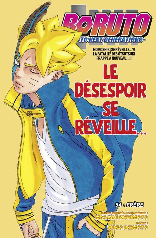 Vente EBooks : Boruto - Naruto next generations - Chapitre 54  - Ukyo Kodachi