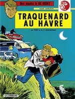 Ric Hochet - tome 1 - Traquenard au Havre  - Duchâteau - A.P. Duchâteau