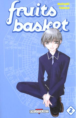 Fruits Basket - T02