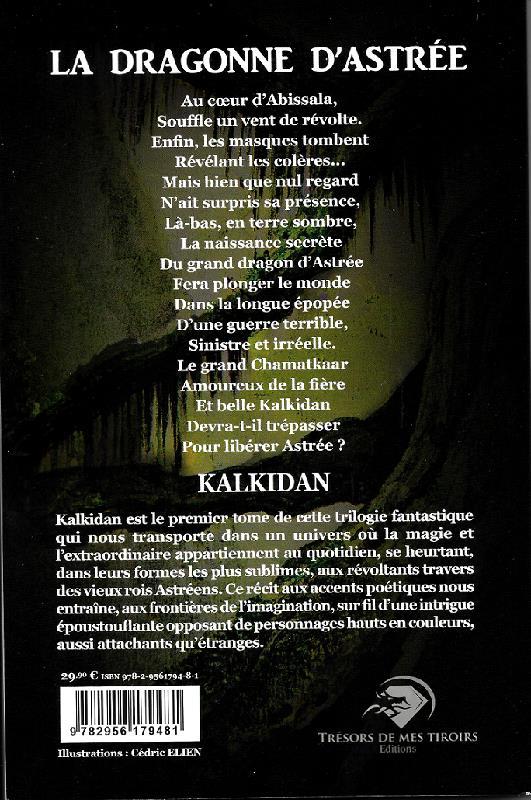 La dragonne d'Astrée t.1 ; Kalkidan
