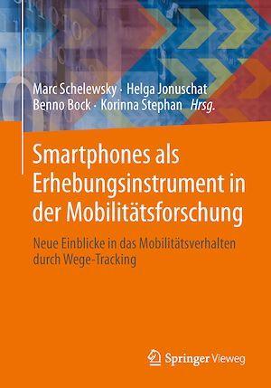 Smartphones unterstützen die Mobilitätsforschung
