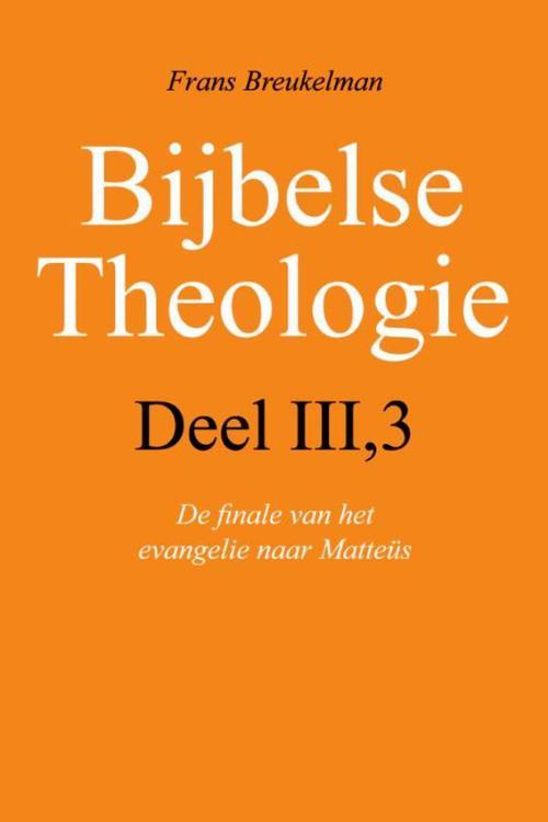III-3 De finale van het evangelie naar Mattheus