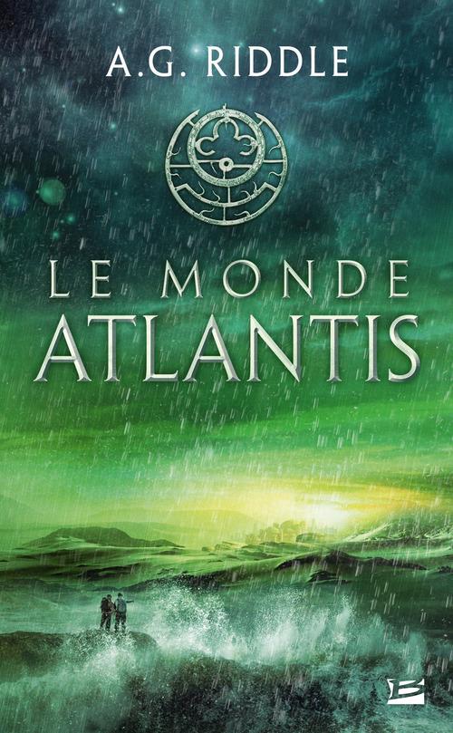 La trilogie Atlantis T.3 ; le monde Atlantis
