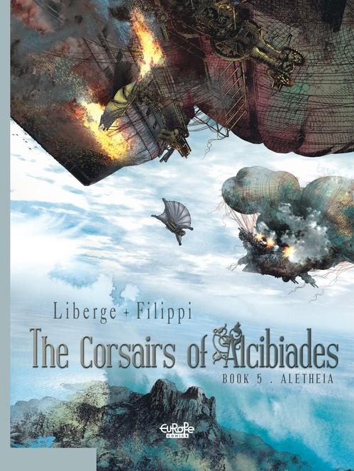 The Corsairs of Alcibiades - Volume 5 - Aletheia