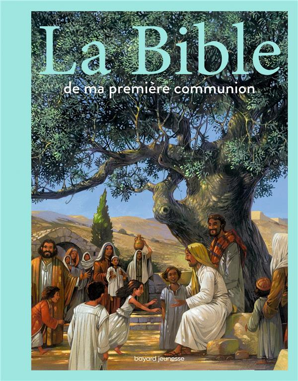 La bible de ma première communion